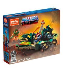 Mattel Mega Construx Masters of the Universe: Ram de Batalla GWY75
