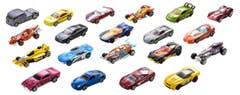 Hot Wheels, Paquete De 20 Autos H7045
