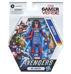 Marvel Avengers Figuras de Acción de 6 Pulgadas Básicas Square Enix - Ms Marvel