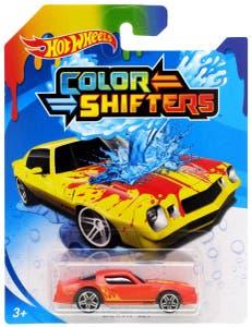 Mattel Hot Wheels Color Shifters Vehículo 4 BHR15