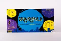 Juego de Mesa Drinkopoly Novelty