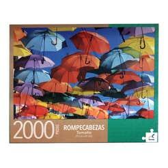 Rompecabezas 2000 Piezas Novelty