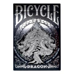 Baraja poker bicycle dragon caja de carton