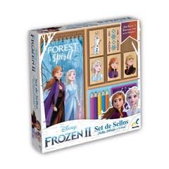Set De Sellos Frozen 2 Novelty