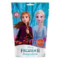 Rompecabezas bolsa foil Frozen II