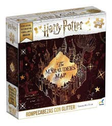 Rompecabezas Harry Potter Glitter