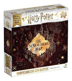 Rompecabezas Harry Potter Glitter