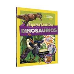 Experto Absoluto Dinosaurios Novelty