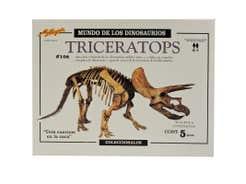 Mi Alegría Mundo Triceratops 1108