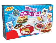 Mi Alegría Fábrica De Mini Crepas 1526