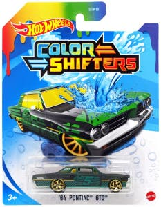 Mattel Hot Wheels Color Shifters Vehículo 12 BHR15
