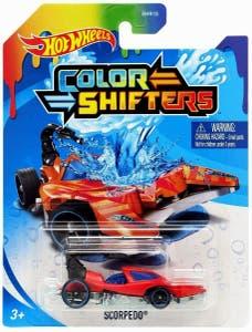 Mattel Hot Wheels Color Shifters Vehículo 13 BHR15