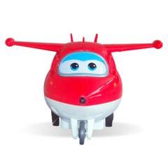 Vehiculo Super Wings Rueda Libre