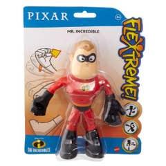 "Mattel Toy Story Figura Flexible 7"" Mr Increible"