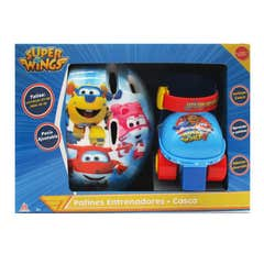 Combo Patines Entrenamiento Super Wings
