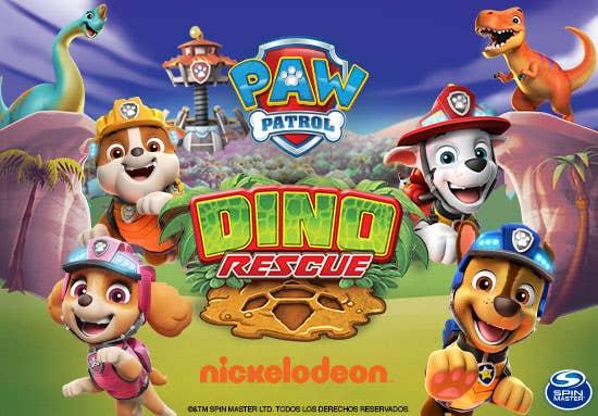 Bienvenido a la Tienda Oficial Spin Master en Juguetron, diviértete como nunca con los juguetes de Paw Patrol Dino y pasa horas de entretenimiento inigualables.