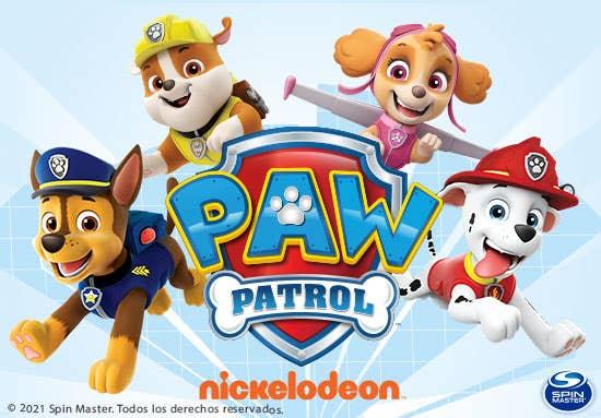 Bienvenido a la Tienda Oficial Spin Master en Juguetron, diviértete como nunca con los juguetes básicos de  Paw Patrol  y pasa horas de entretenimiento inigualables.