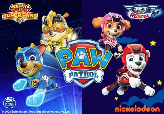 Bienvenido a la Tienda Oficial Spin Master en Juguetron, diviértete como nunca con los juguetes de Paw Patrol  y pasa horas de entretenimiento inigualables.