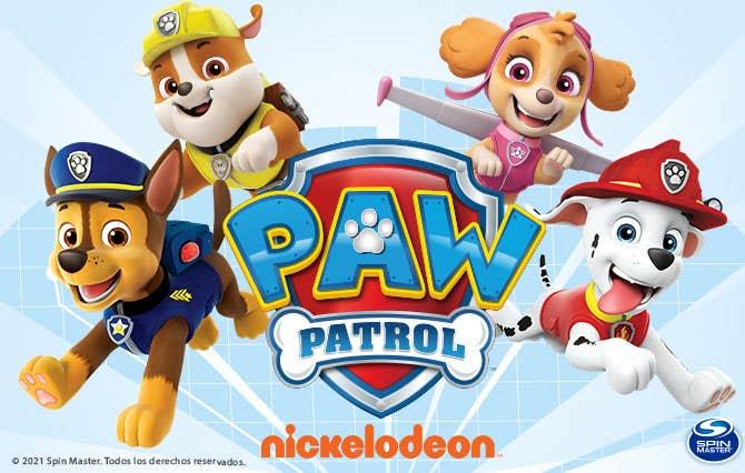 Bienvenido a la Tienda Oficial Spin Master en Juguetron, diviértete como nunca con los juegos y juguetes que tenemos para ti, desde peluches hasta vehículos increíbles, con Paw Patrol pasa horas de entretenimiento inigualables.