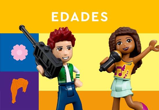Bienvenido a la Tienda Oficial LEGO en Juguetron, diviértete como nunca con los set de LEGO. Encuentra el set ideal para cualquier edad desde los más pequeños de la casa hasta los sets coleccionables LEGO Adultos.