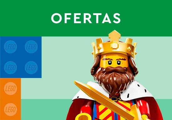 Bienvenido a la Tienda Oficial LEGO en Juguetron, diviértete como nunca con los set de LEGO. ¡Increíbles ofertas! Es momento de adquirir ese set que tanto querías y pasa horas de entretenimiento inigualables con tus creaciones.